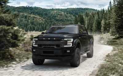 Roush Dresses Up 2020 Ford F-150 with Louder Exhaust, Onboard Safe